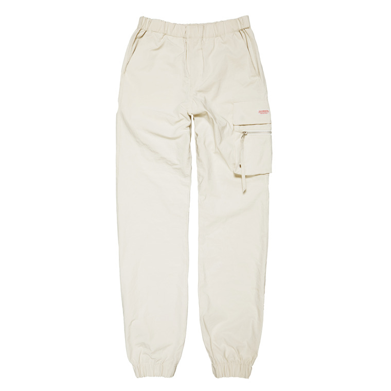 DV.LOT525 2 OUT-POCKET JOGGER PT -IVORY-