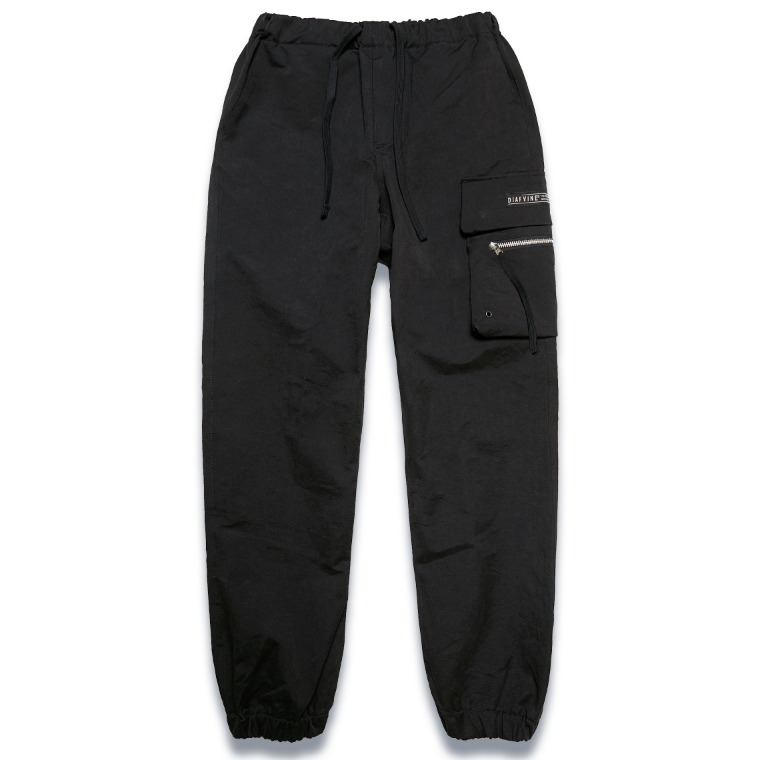 DV. LOT575 UTILITY JOGGER PT -BLACK-