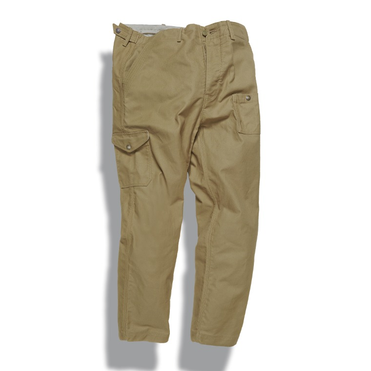 DV. LOT604 Survival Pants -SAND-